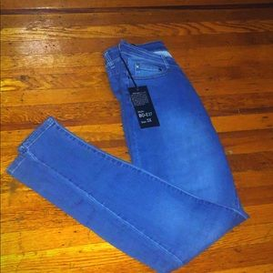 Isabella High Waisted Skinny Jeans